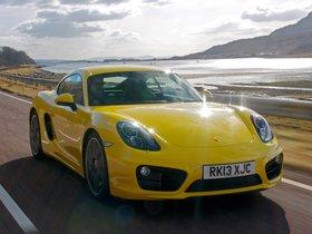 Ver foto 1 de Porsche Cayman S 981C UK 2013