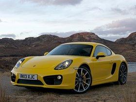 Ver foto 14 de Porsche Cayman S 981C UK 2013