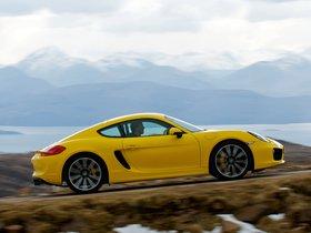 Ver foto 12 de Porsche Cayman S 981C UK 2013