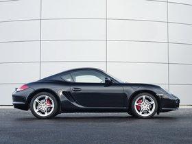 Ver foto 2 de Porsche Cayman S 987C UK 2009