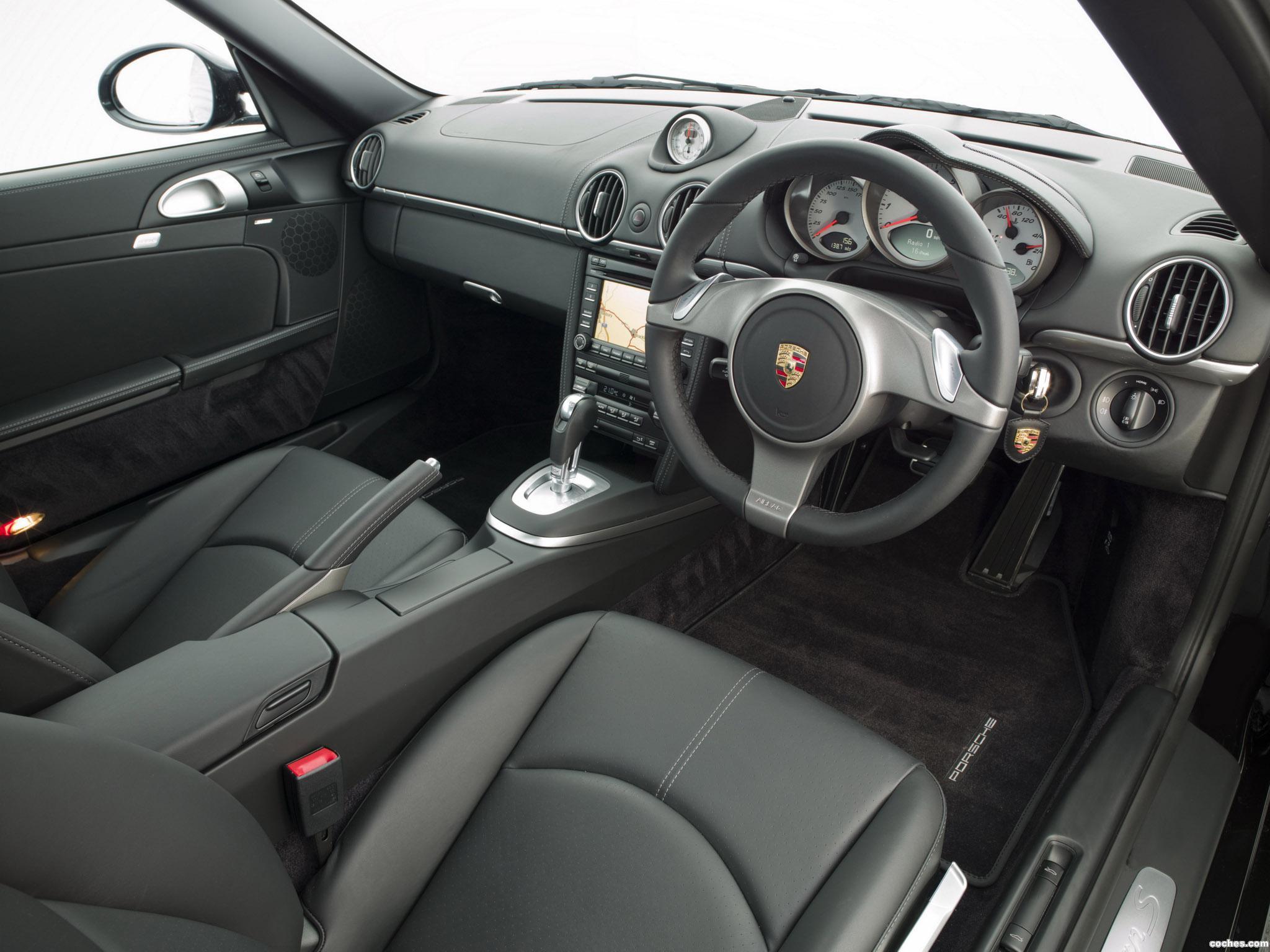 Foto 7 de Porsche Cayman S 987C UK 2009