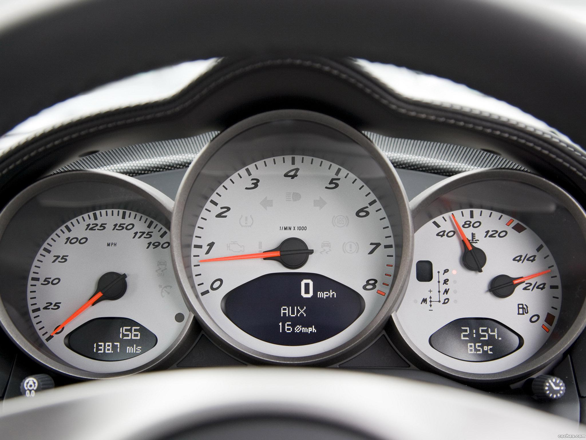 Foto 6 de Porsche Cayman S 987C UK 2009