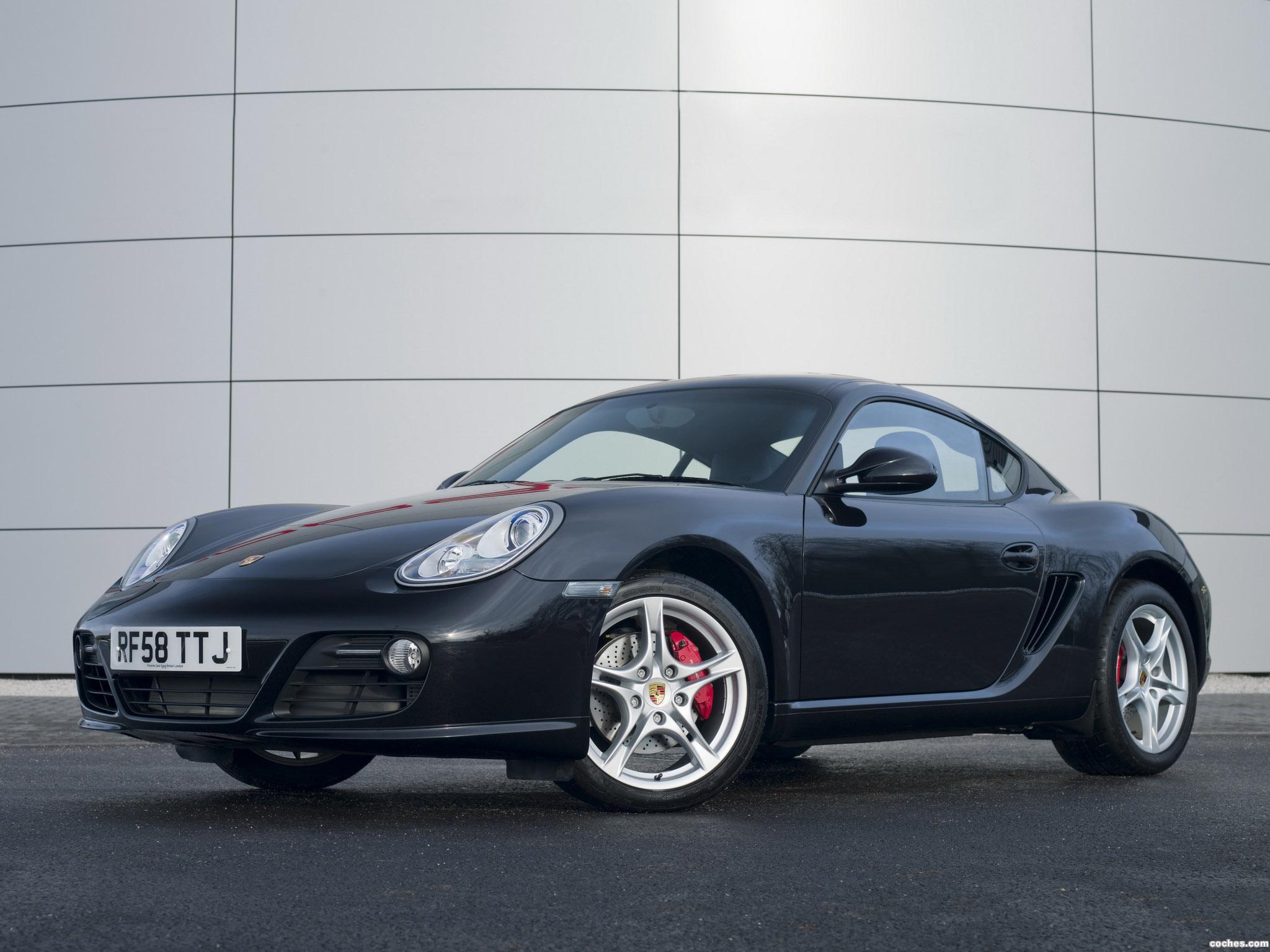 Foto 3 de Porsche Cayman S 987C UK 2009
