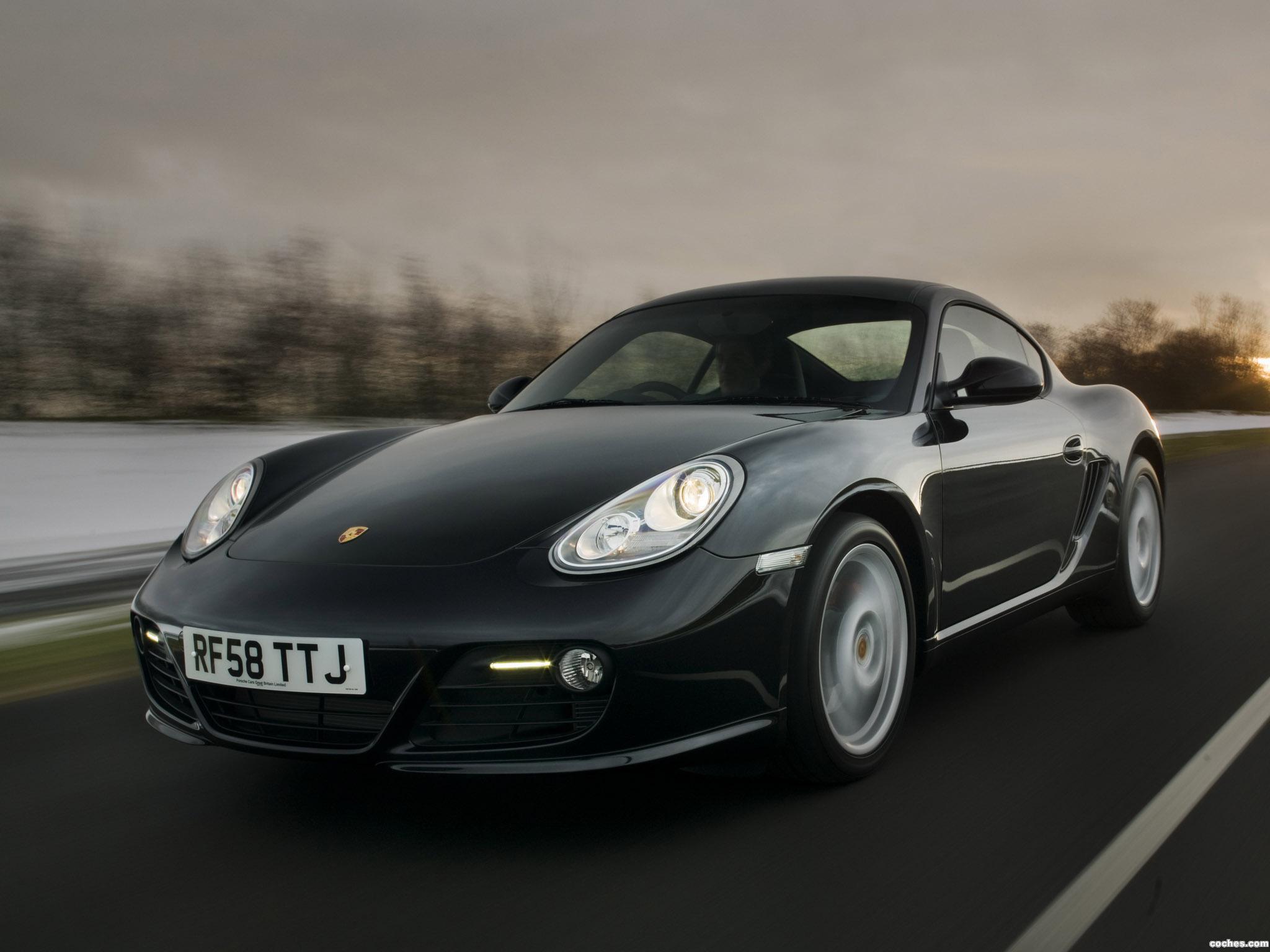 Foto 0 de Porsche Cayman S 987C UK 2009
