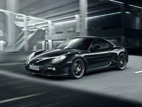 Fotos de Porsche Cayman S Black Edition 987C 2011