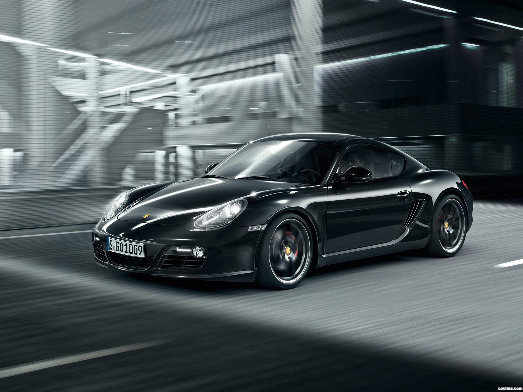 Foto 0 de Porsche Cayman S Black Edition 987C 2011