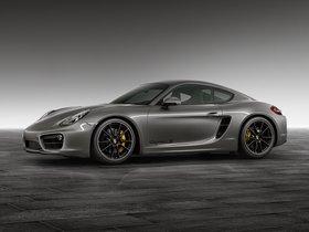 Fotos de Porsche Cayman S Exclusive 981C 2014