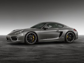 Ver foto 1 de Porsche Cayman S Exclusive 981C 2014