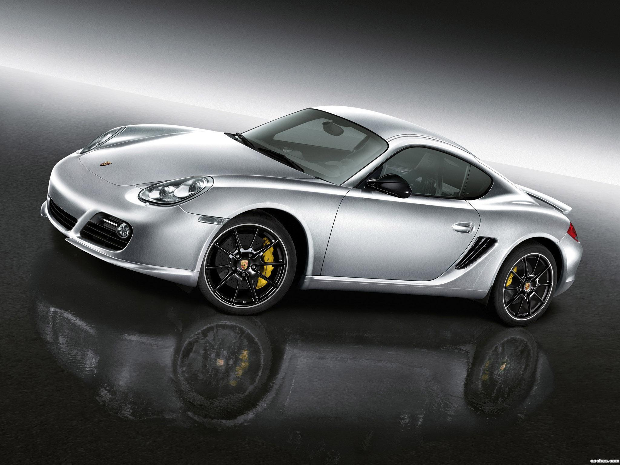 Foto 1 de Porsche Cayman SportDesign Package 987C 2010