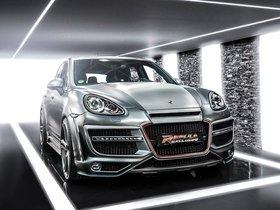 Ver foto 4 de Porsche Cayenne Regula Tuning 2014