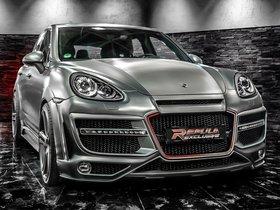 Ver foto 1 de Porsche Cayenne Regula Tuning 2014