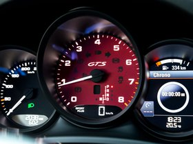Ver foto 18 de Porsche Macan GTS 95B 2015