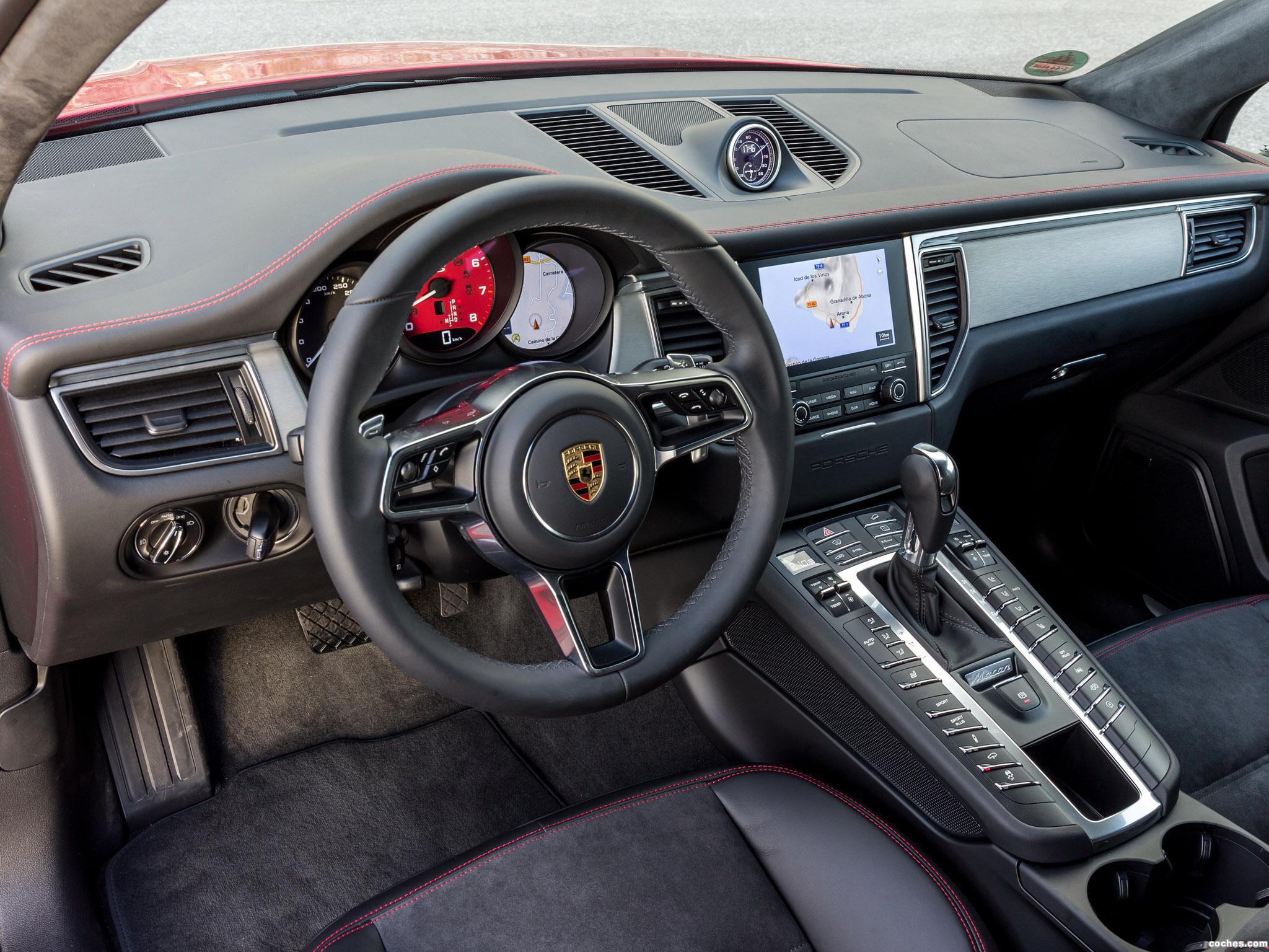Foto 18 de Porsche Macan GTS 95B 2015