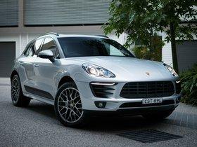 Ver foto 1 de Porsche Macan S Australia 2014