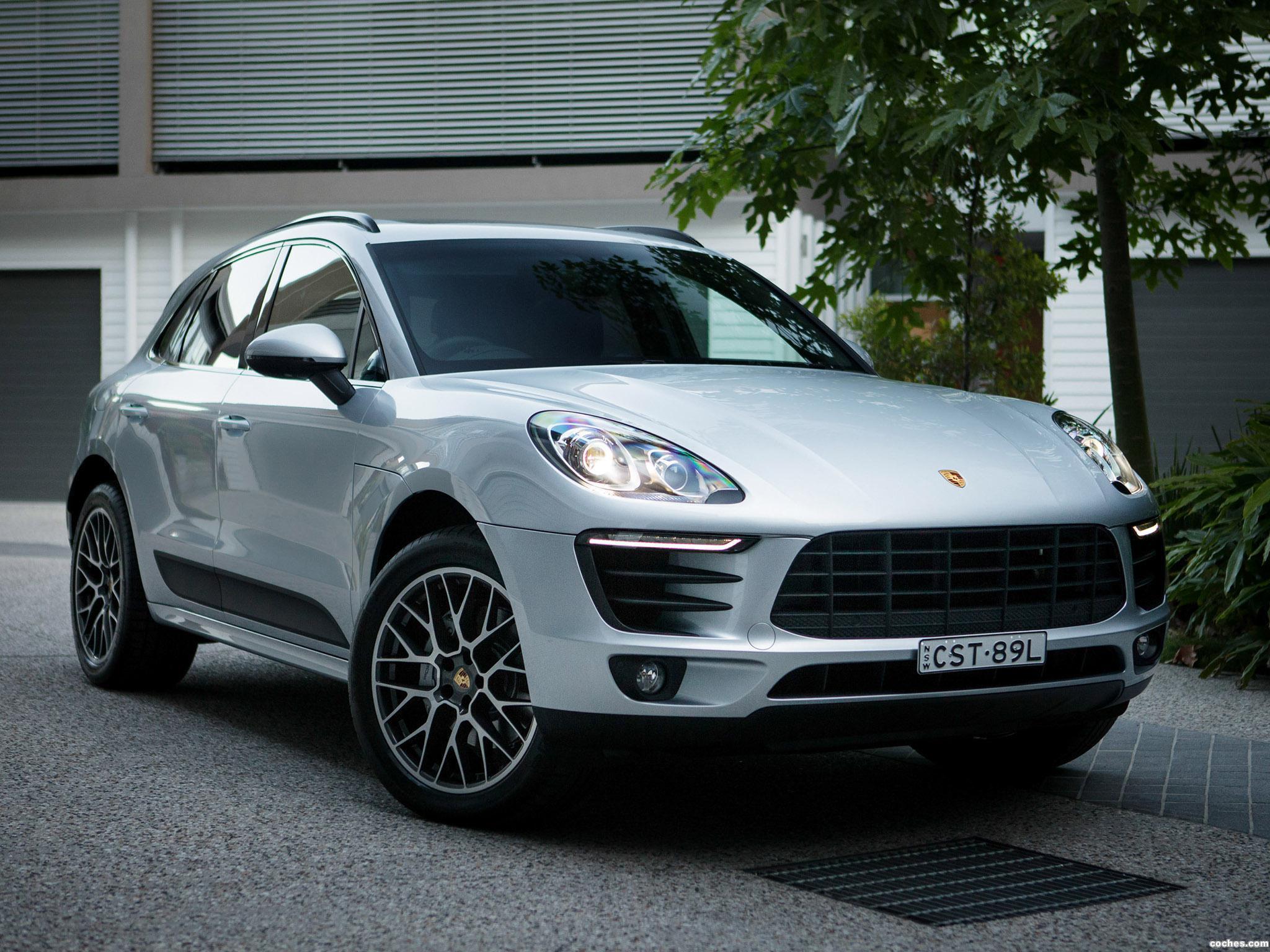 Foto 0 de Porsche Macan S Australia 2014