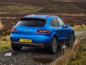 Ver foto 9 de Porsche Macan S Diesel UK 2014