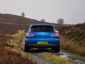 Ver foto 6 de Porsche Macan S Diesel UK 2014
