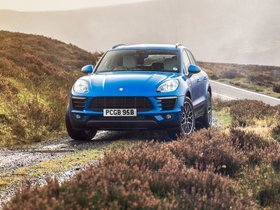 Ver foto 5 de Porsche Macan S Diesel UK 2014