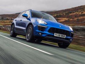 Ver foto 4 de Porsche Macan S Diesel UK 2014