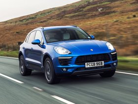 Ver foto 3 de Porsche Macan S Diesel UK 2014