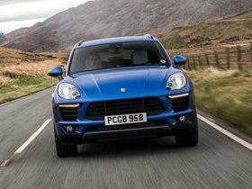 Ver foto 2 de Porsche Macan S Diesel UK 2014