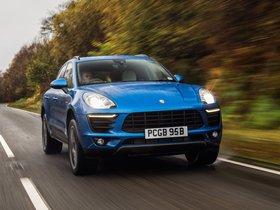 Ver foto 1 de Porsche Macan S Diesel UK 2014