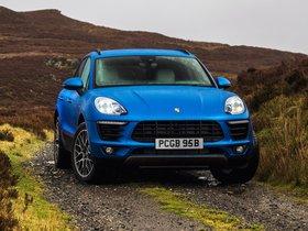Ver foto 16 de Porsche Macan S Diesel UK 2014