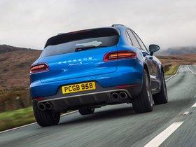Ver foto 15 de Porsche Macan S Diesel UK 2014