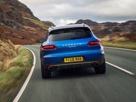 Ver foto 12 de Porsche Macan S Diesel UK 2014