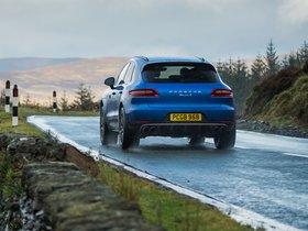 Ver foto 10 de Porsche Macan S Diesel UK 2014