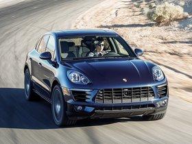 Ver foto 2 de Porsche Macan S USA 2014