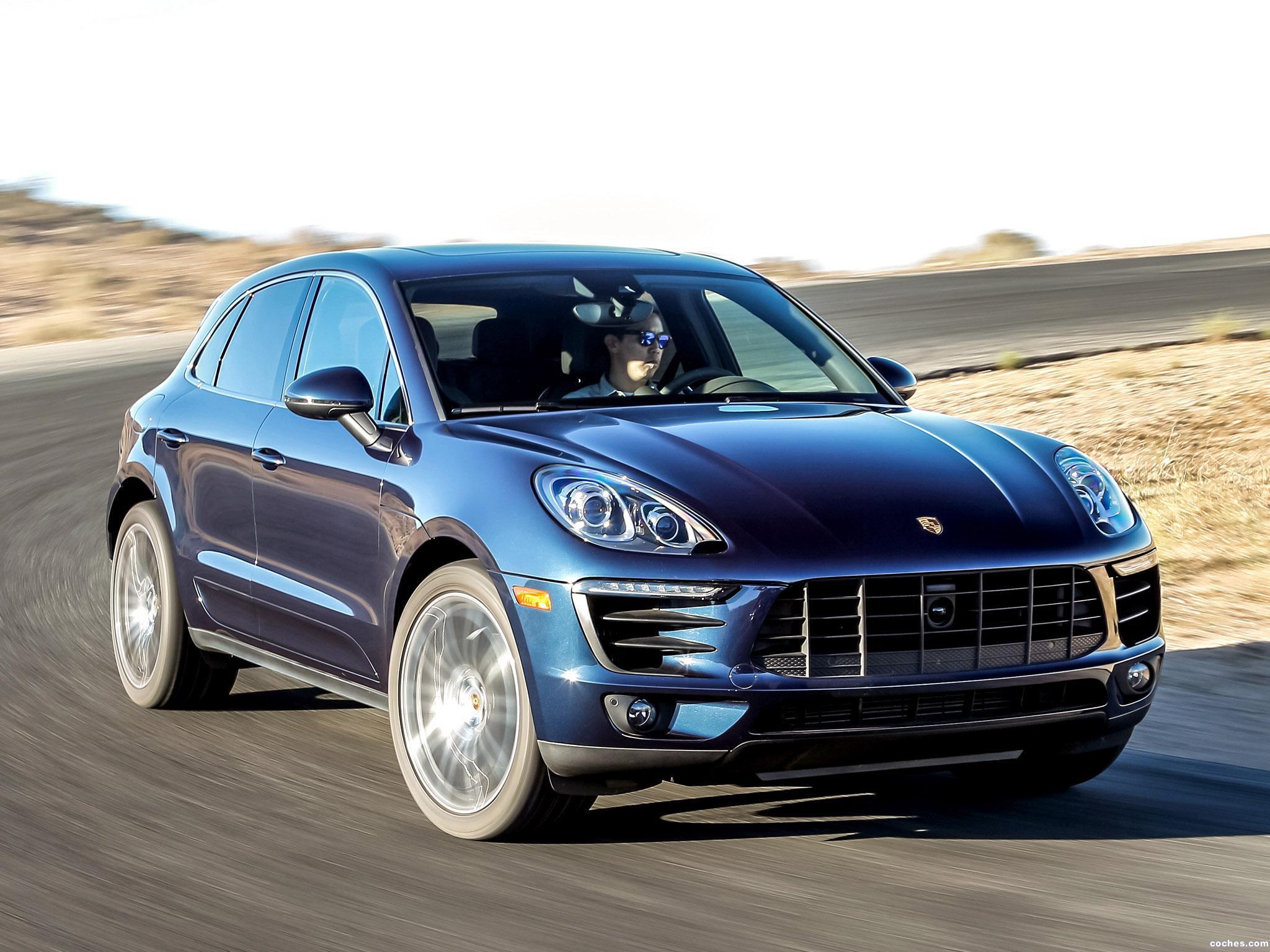Foto 0 de Porsche Macan S USA 2014
