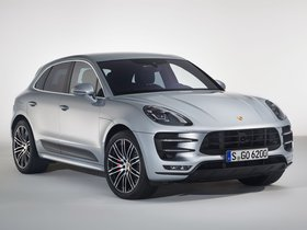 Fotos de Porsche Macan Turbo Performance Package 2016