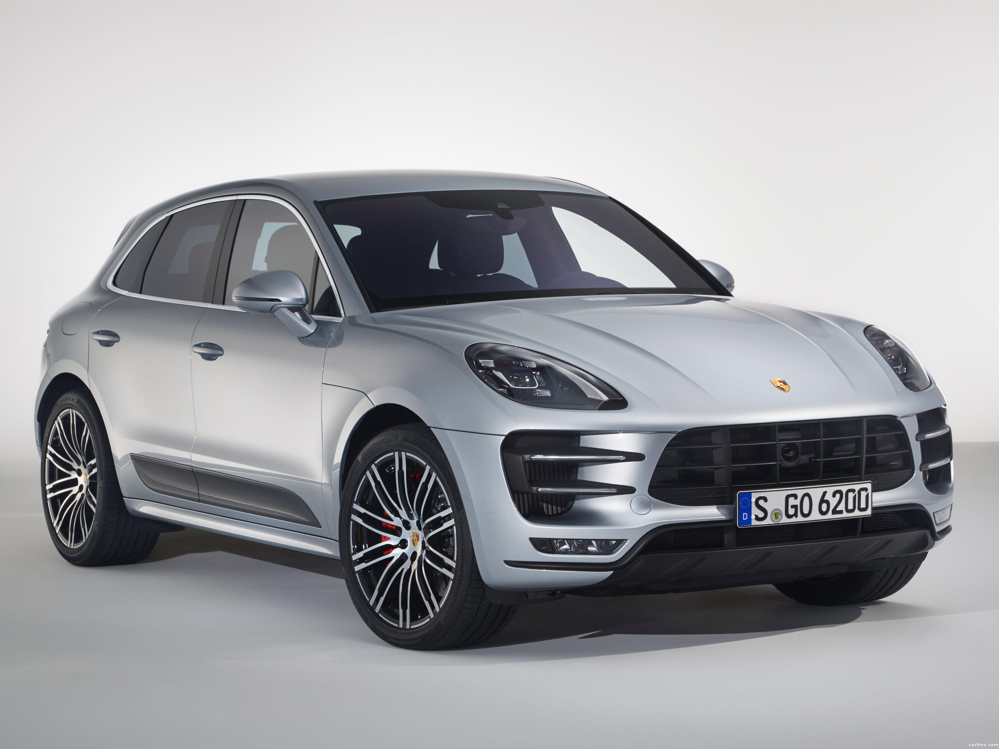 Foto 0 de Porsche Macan Turbo Performance Package 2016