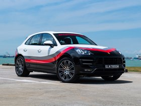 Fotos de Porsche Macan Turbo Performance Package 2017