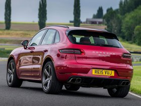 Ver foto 5 de Porsche Macan Turbo UK 95B 2014