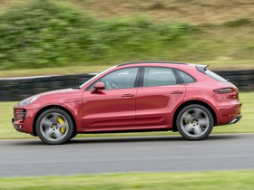 Ver foto 4 de Porsche Macan Turbo UK 95B 2014