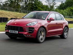 Ver foto 3 de Porsche Macan Turbo UK 95B 2014