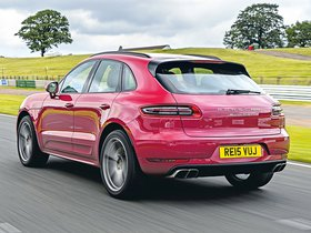 Ver foto 2 de Porsche Macan Turbo UK 95B 2014