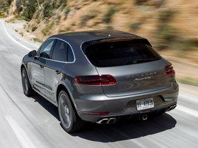 Ver foto 7 de Porsche Macan Turbo USA 2014