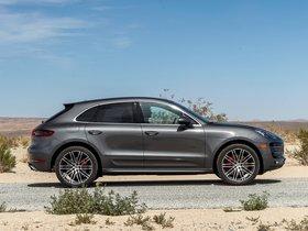 Ver foto 6 de Porsche Macan Turbo USA 2014