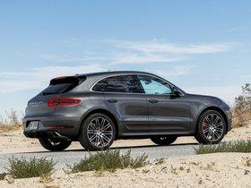 Ver foto 4 de Porsche Macan Turbo USA 2014