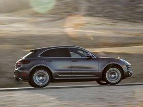 Ver foto 2 de Porsche Macan Turbo USA 2014