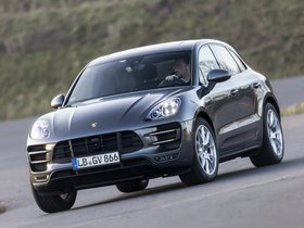 Ver foto 8 de Porsche Macan Turbo 2014