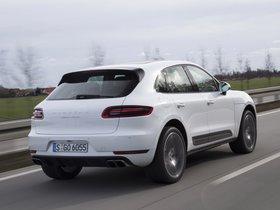 Ver foto 6 de Porsche Macan Turbo 2014