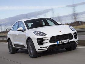Ver foto 4 de Porsche Macan Turbo 2014