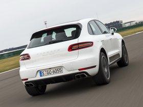 Ver foto 2 de Porsche Macan Turbo 2014