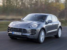 Ver foto 14 de Porsche Macan Turbo 2014