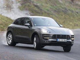 Ver foto 12 de Porsche Macan Turbo 2014