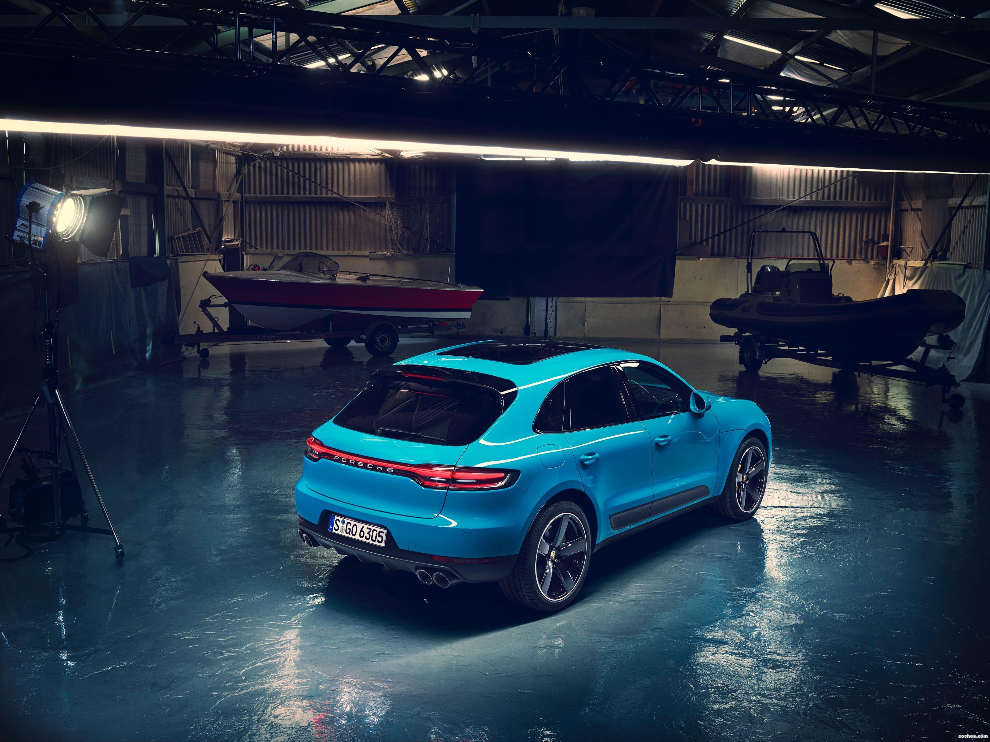Foto 21 de Porsche Macan S 2019